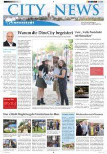 IG Innenstadt Artikel Sonderseite Volkstimme